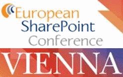 European SharePoint Conference, Vienna 2016