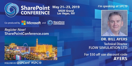 I'm Speaking at SPC19